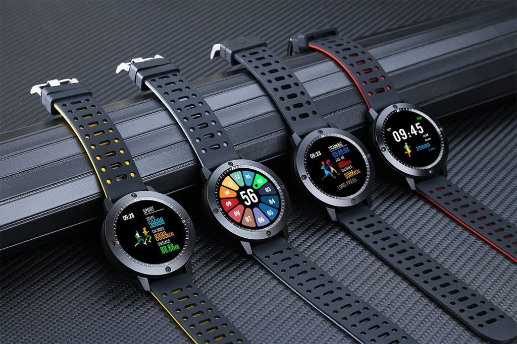 Smartwatch Activity Fitness Tracker