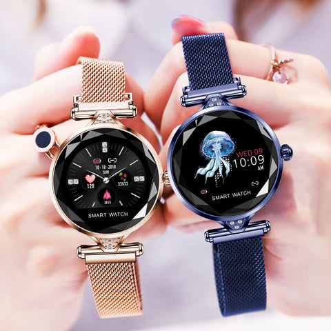 luxury women smartwatch