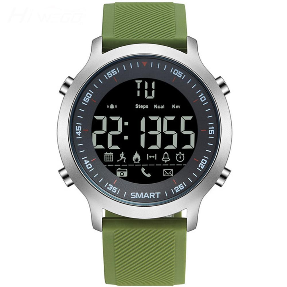 Hiking Sports Smart Watch -  The Professional-level Wrist  Waterproof Watch!