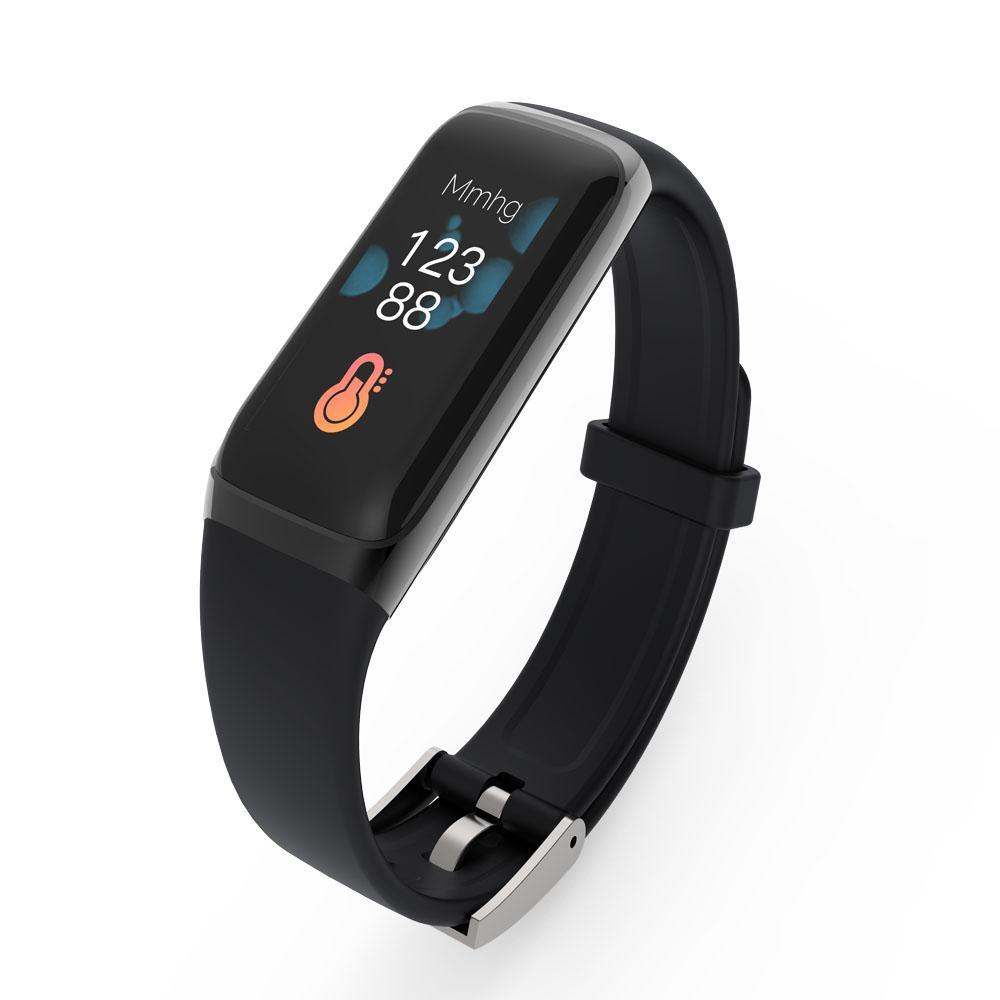 Smart Sport Fitness Tracker - Quick To Check Heart Rate When Do Exercise