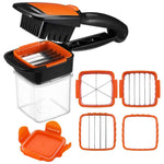Smart Food Chopper - Perfectly Cut Food in Seconds!