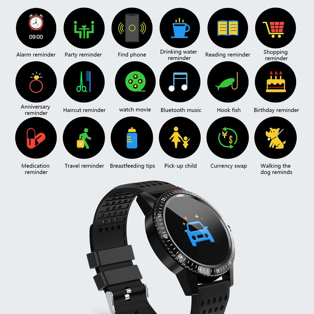 Best Tracker Health Smartwatch 2019: The Better Pace for Better Healthy