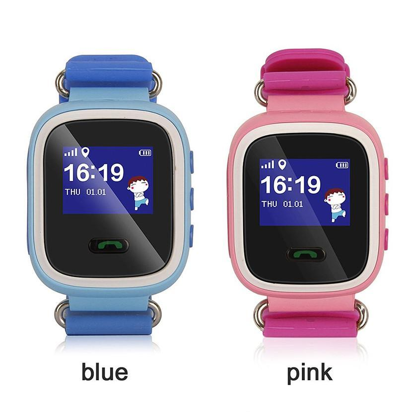 Intelligent Smart Watch Tracker For Children
