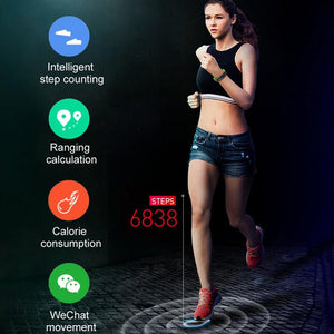Smart Bracelet Fitness Tracker - EXPERIENCE THE LATEST FITNESS TREND!