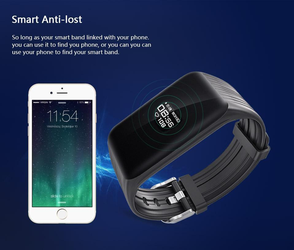 K1 Smart Watch - Real-time Heart Rate Monitor For Men Women!