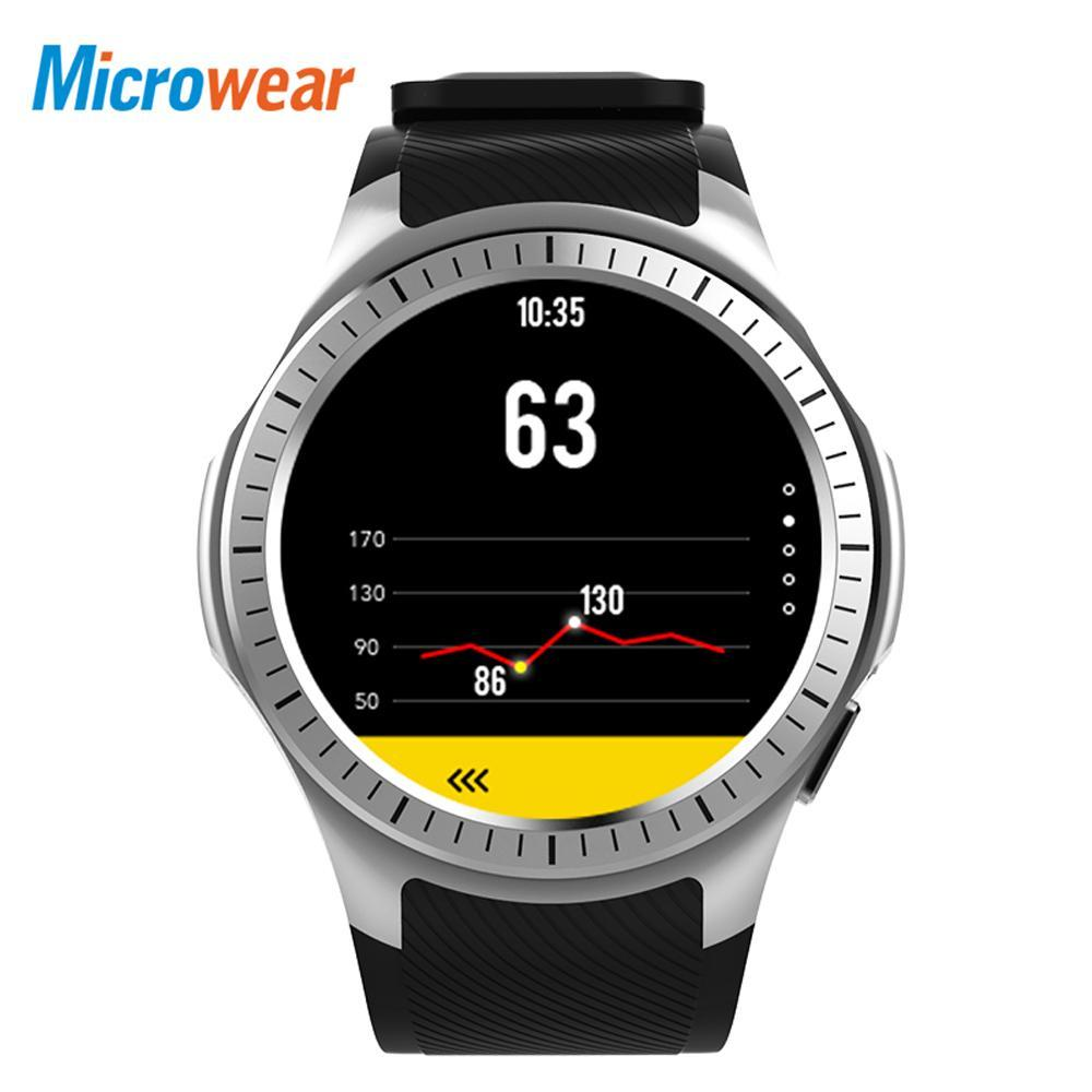 Super Microwear Sports Smart Watch