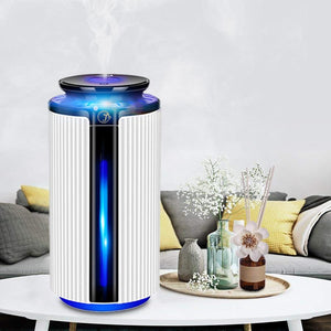 Ultrasonic Air Humidifier, Solution to Control Humidity Levels in Your Home!