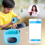 Kids Tracker Smartwatch - Safety is The First Priority For The Children