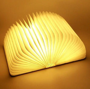 Booklovers Book Lamp - Showcase Your Love of Books!