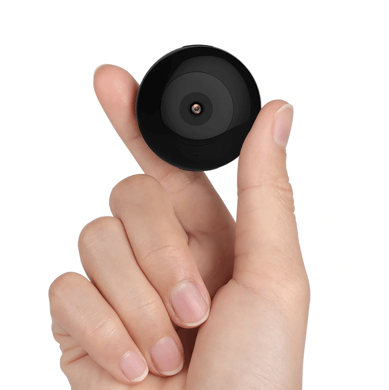 SMART 1080P MINI CAMERA - Record Whatever You Want Whenever You Want