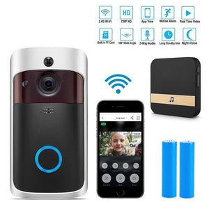 Smart IP Video Intercom WI-FI Door Bell with Camera