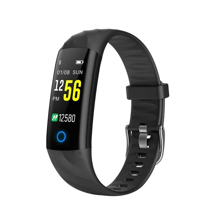 Activity Fitness Tracker Smart Bracelet: Monitor Blood Pressure & Heart Rate in Real Time