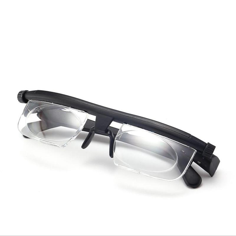 Adjustable Reading Glasses - New Style Glasses For Crystal Clear Vision In Each Eye!