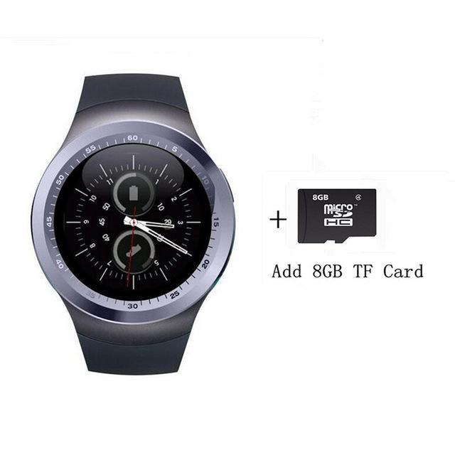 Y1 Smart Watch - Health Tracking And Allows You To Understand Your