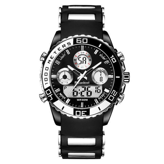 Top Brand Men Watch - Waterproof Military Sport Watch for Men