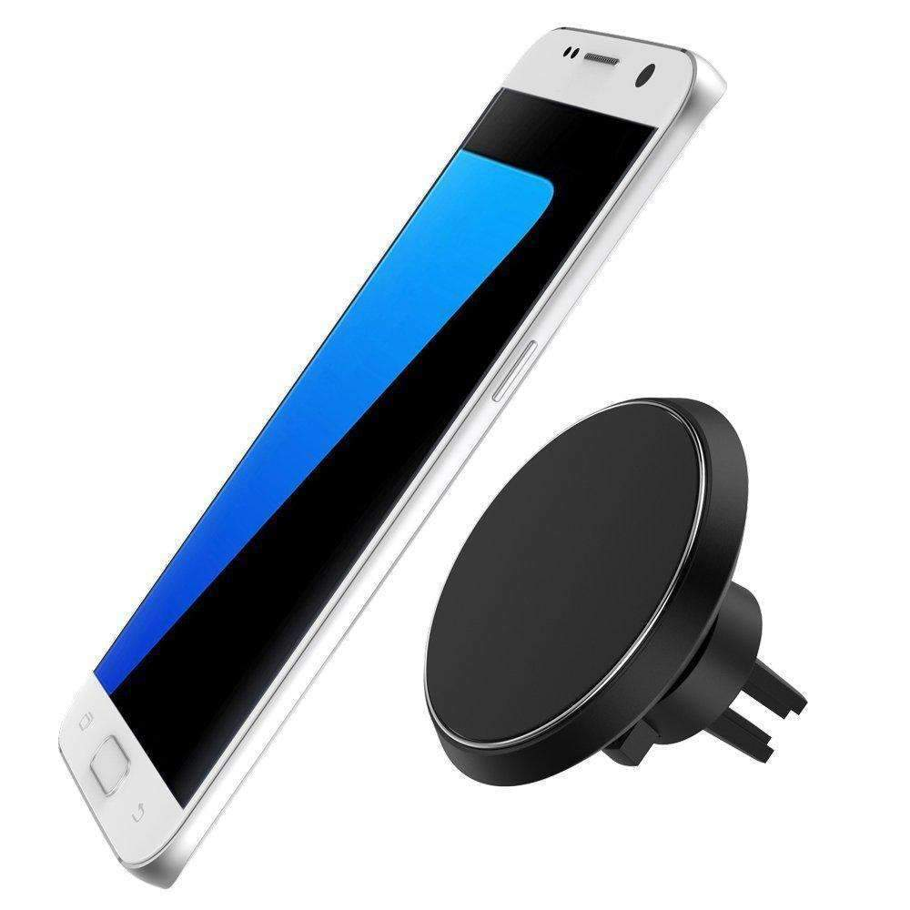 Accessories Smartphone Mobile - Wireless Charger Holder Magnetic - 360 Degree Car QI