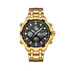 Luxury Brand Waterproof Military Sport Watches for Men