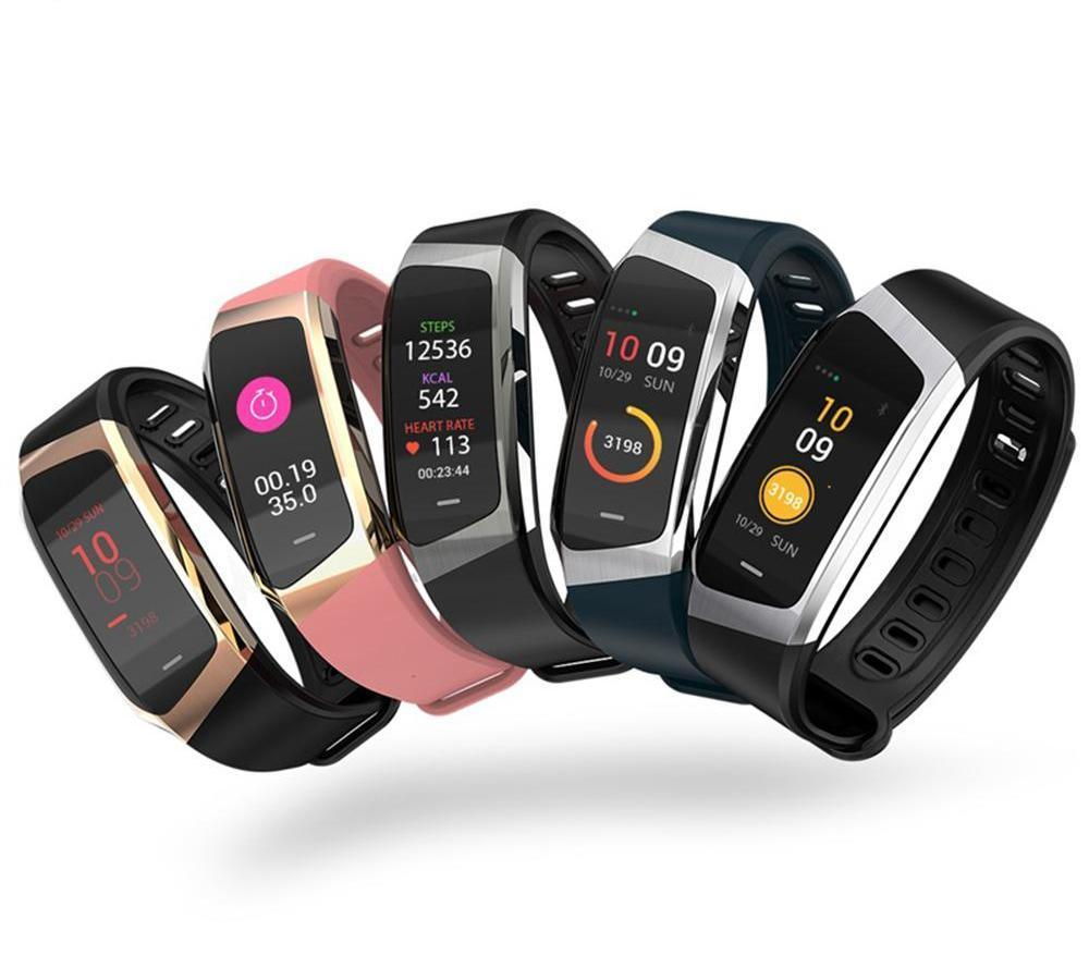 Smart Band Color Touch Screen