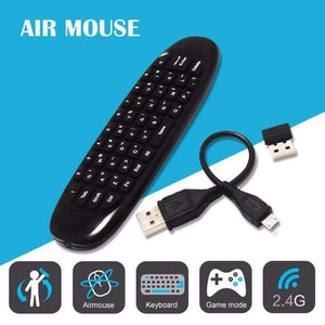 Mouse&Keyboard - Air Mouse Keyboard - Allow The Device Select Any Menu Item With Ease!