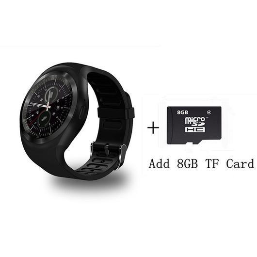 Y1 Smart Watch - Health Tracking And Allows You To