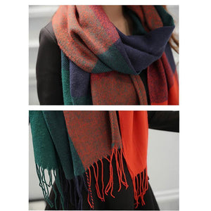 Cashmere Scarves - The Warmth That is Trendy in Winter