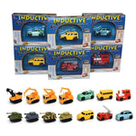 Toys - Magic Toy Vehicles Inductive - Toy Follows Any Line You Make Using A Marker!