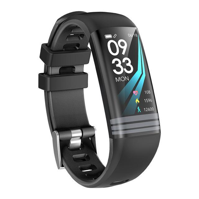 Heart Rate Fitness Bracelet: Multi Sports Mode Band