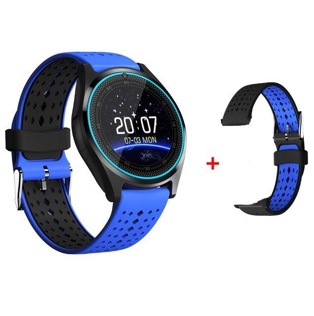 Bluetooth Smart Watch With Camera - Enjoy Exercise With The Perfect Smartwatch