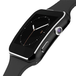 Smart Watch with Camera Touch Screen - The Next Level Smart Watch