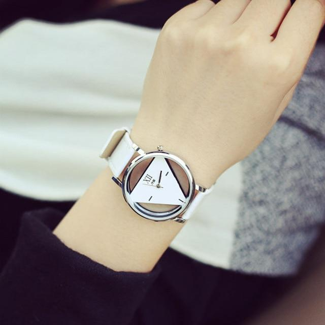 Woman Design Leather Watch - Choose Your High Quality Watches