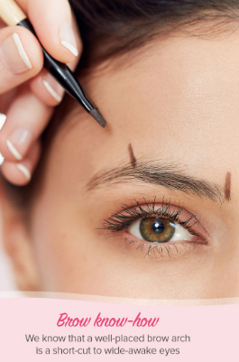 Put Your Best Brow Forward: What is your brow style?