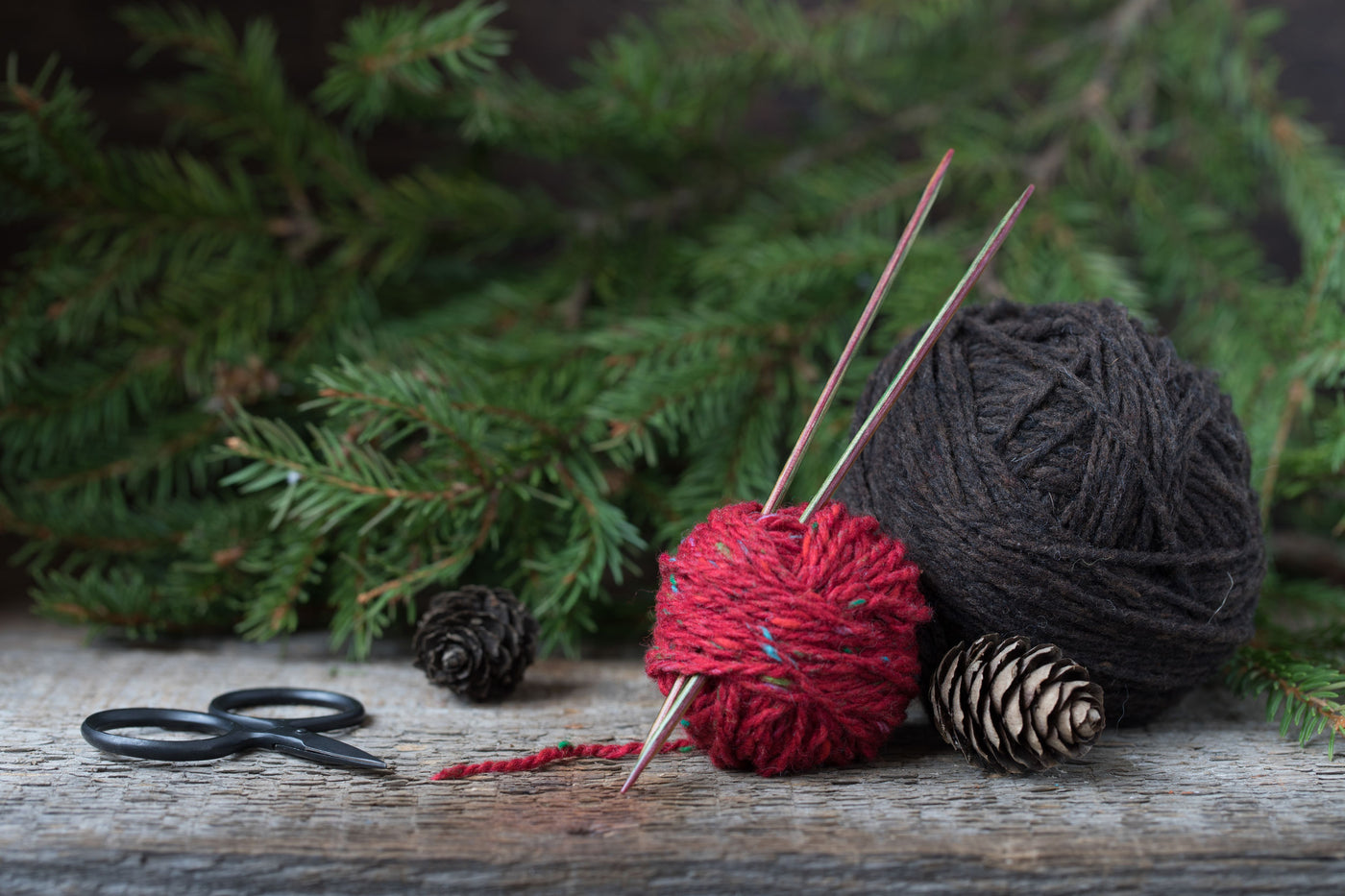 Get the Jump on Holiday Gift-Giving With These Wool Craft Ideas