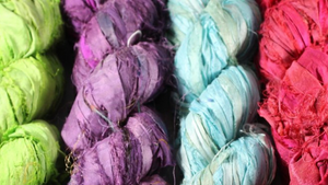 What is Sari Yarn? How Can You Use it?
