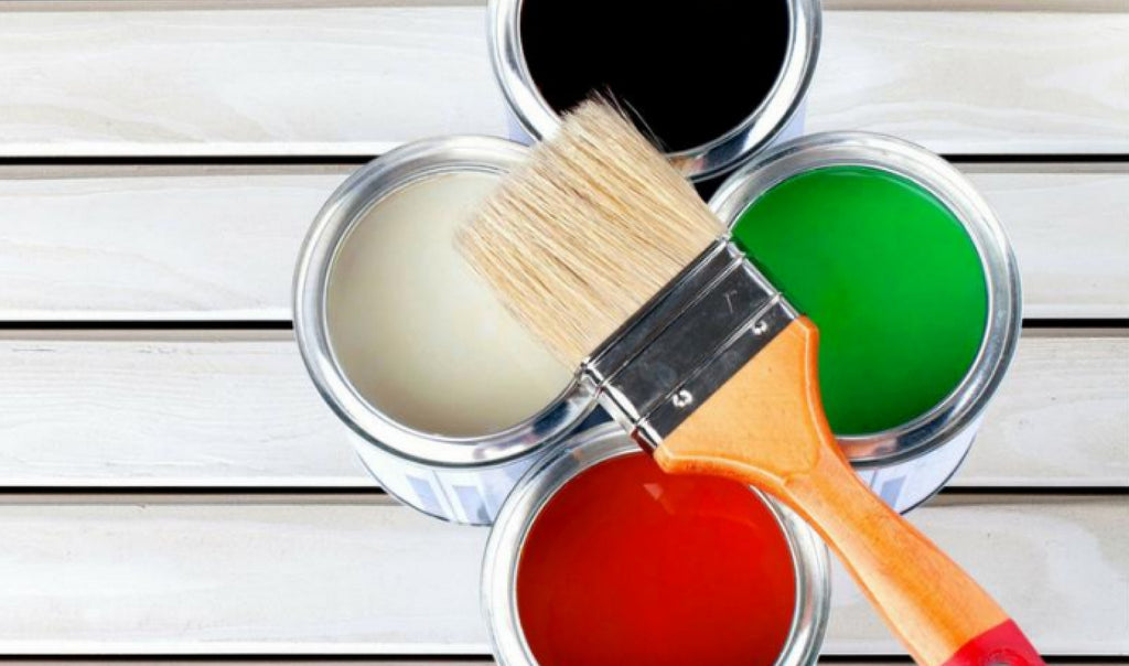 5 Toxic Craft Supplies
