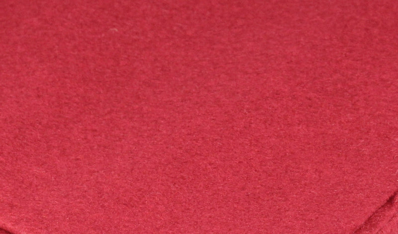 Bamboo and Rayon Eco Felt - Brick Red