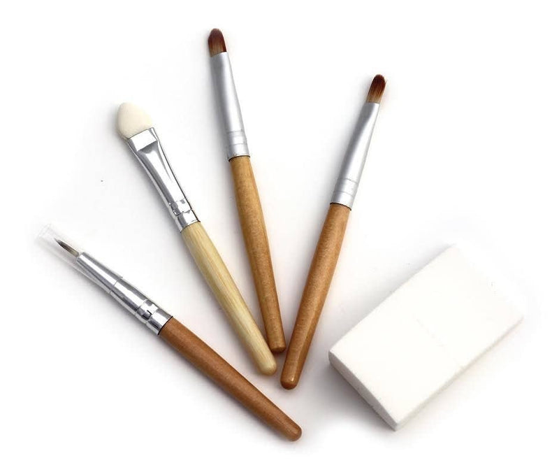 Eco Make-up Applicator Set