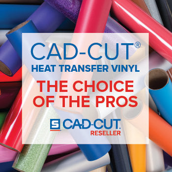 Stahls CAD-CUT Premium Plus Heat Transfer Vinyl - Stretch HTV - 12 in x 20 in