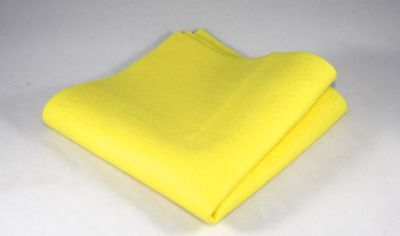 Bamboo and Rayon Eco Felt - Lemon