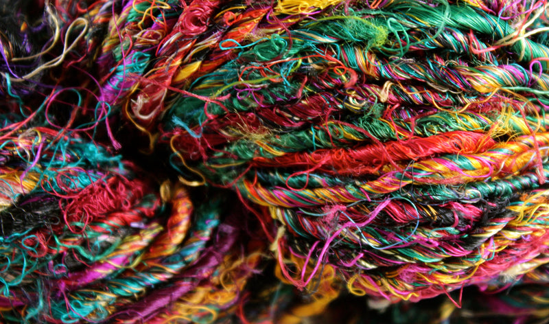 Banana Silk Yarn - Festival
