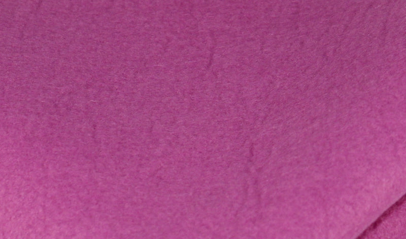 Bamboo and Rayon Eco Felt - Fat Quarter - Passion Flower