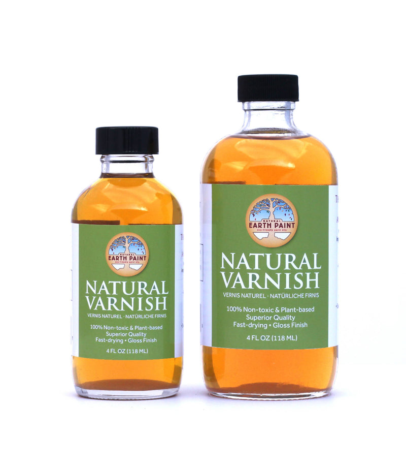 Natural Earth Paint - Natural Varnish