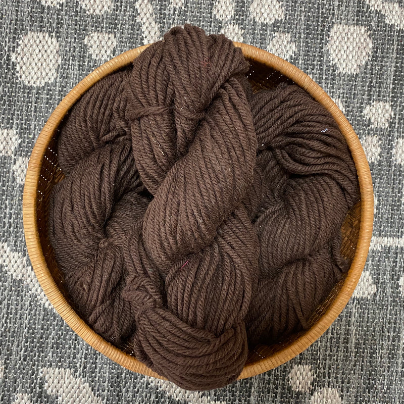 Briggs and Little 100% Wool Yarn - Super 4-Ply for Rug Hooking, Oxford Punch Needle, and Latch Hook