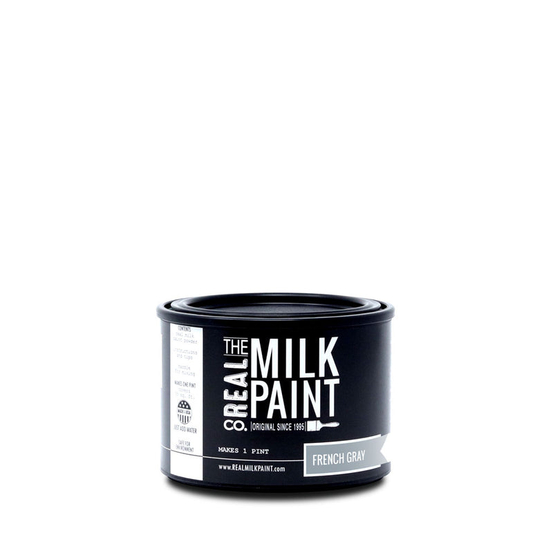 Real Milk Paint French Gray- Pint