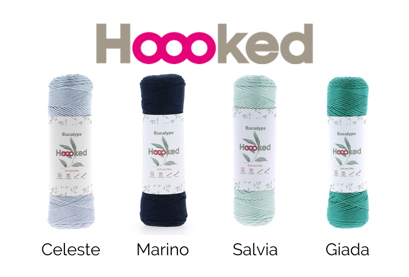 Hoooked Eucalyps Yarn