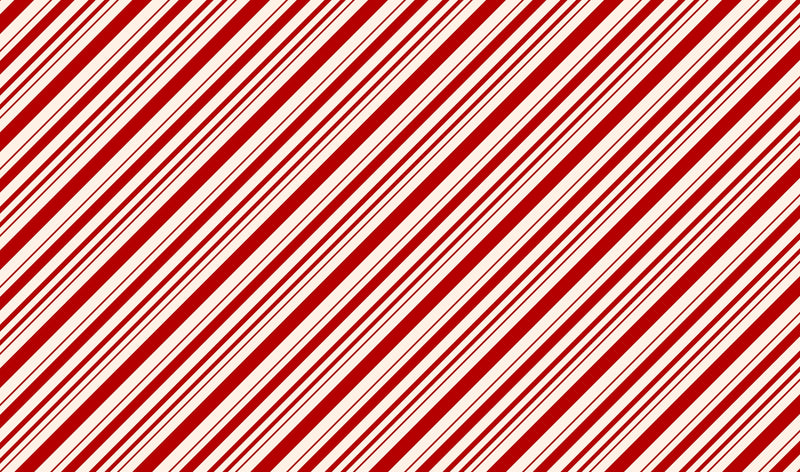 Candy Cane Pattern Heat Transfer Vinyl and Carrier Sheet