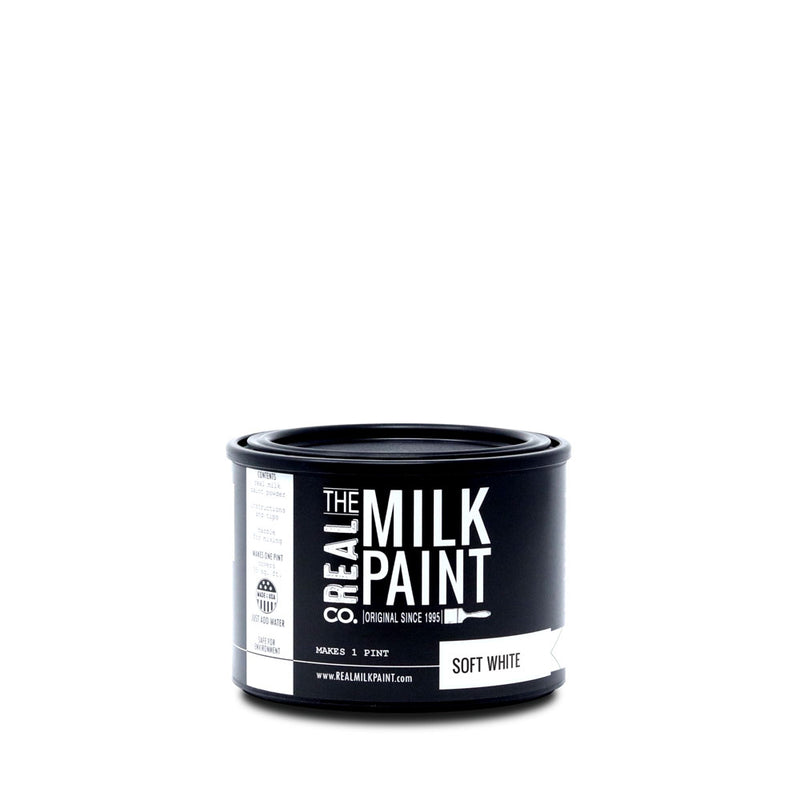 Real Milk Paint Soft White- Pint