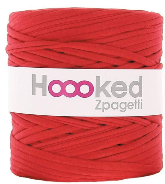 Hoooked Zpagetti T-Shirt Yarn- Assorted Colors