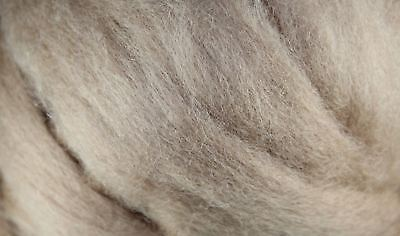 Wool Roving - 1oz - Tan