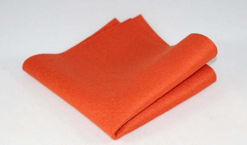 Bamboo and Rayon Eco Felt - Coral Reef