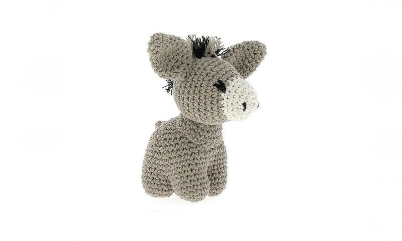 Donkey Joe Hoooked Yarn Kit with Eco Barbante Yarn